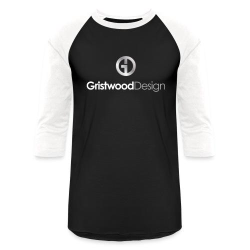 Gristwood Design Logo For Dark Fabric - Baseball T-Shirt