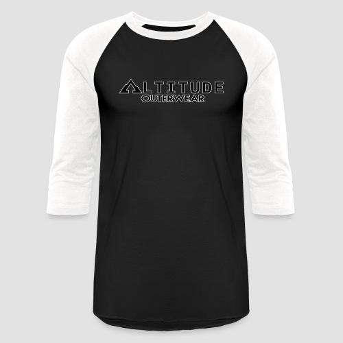 Altitude Outerwear - Unisex Baseball T-Shirt