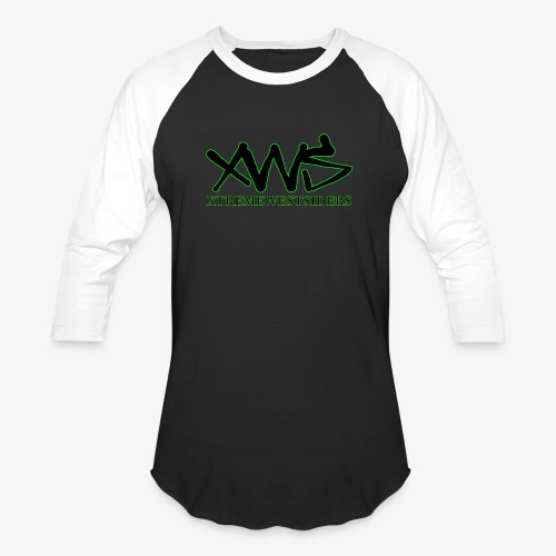 XWS Logo - Unisex Baseball T-Shirt