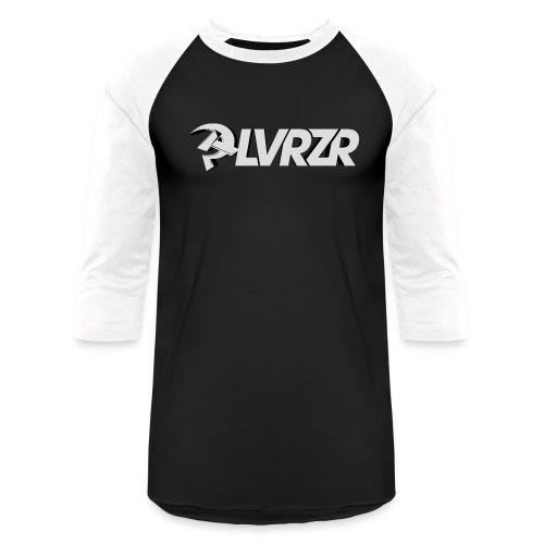 PLVRZR 3D BRAND LOGOTYPE PLAIN - Unisex Baseball T-Shirt