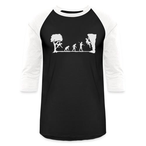 Apes Climb - Unisex Baseball T-Shirt