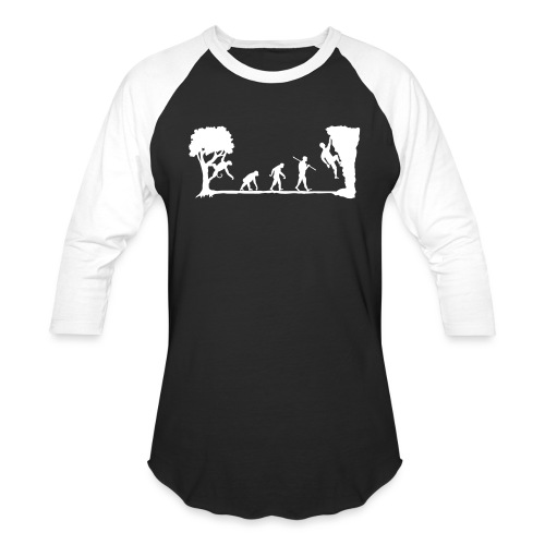 Apes Climb - Baseball T-Shirt