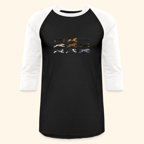 The Starting Nine - Unisex Baseball T-Shirt
