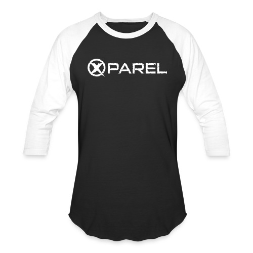 Xparel logo - Unisex Baseball T-Shirt