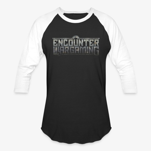 Encounter Wargaming Logo Baseball Shirt - Baseball T-Shirt