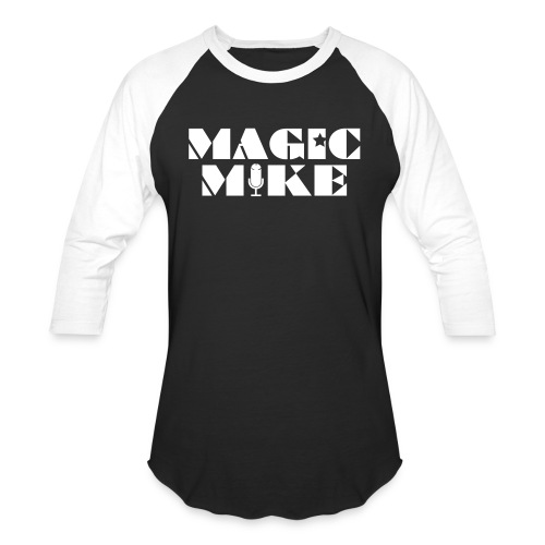 Magic Mike T-Shirt - Unisex Baseball T-Shirt