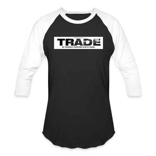 TRADE-A Trae Briers Film - Unisex Baseball T-Shirt