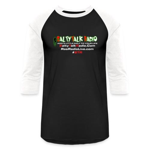 str back png - Unisex Baseball T-Shirt