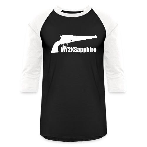 Remington 1858 Revolver - Baseball T-Shirt