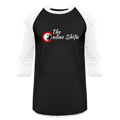 Best Online shifu logo - Baseball T-Shirt