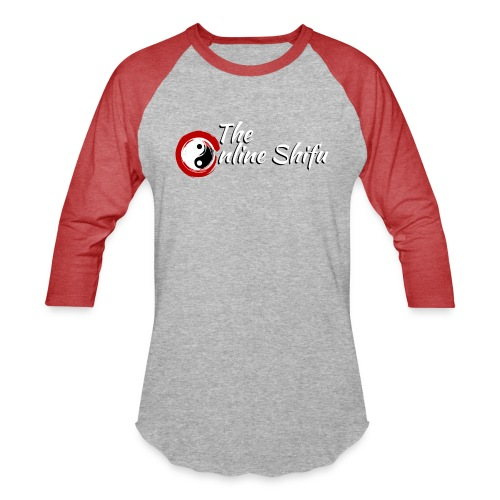 Best Online shifu logo - Baseball T-Shirt