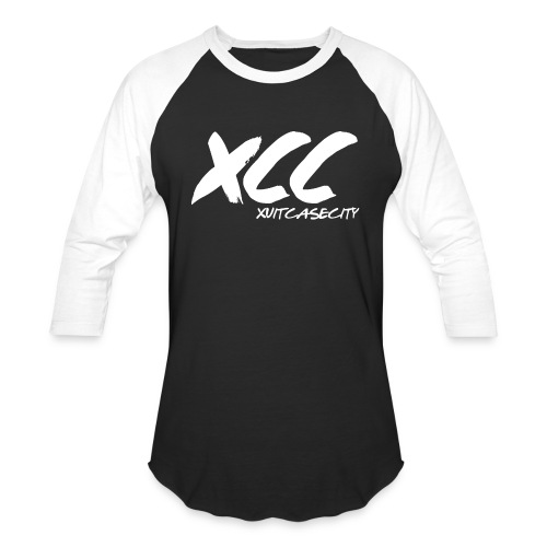XCC Big Logo - Baseball T-Shirt