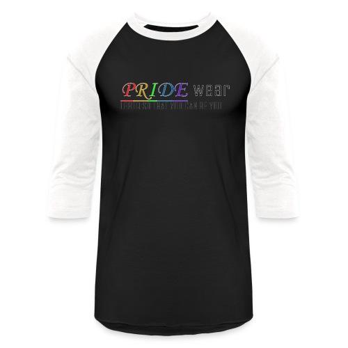Original PRIDE Series - Unisex Baseball T-Shirt