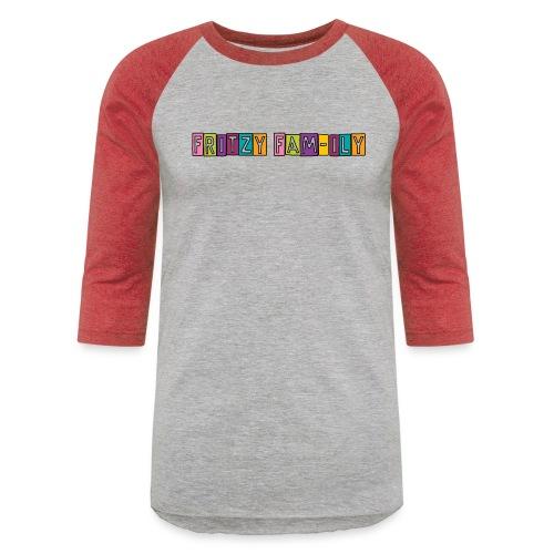 Fritzy FAM-ily Block Party - Baseball T-Shirt