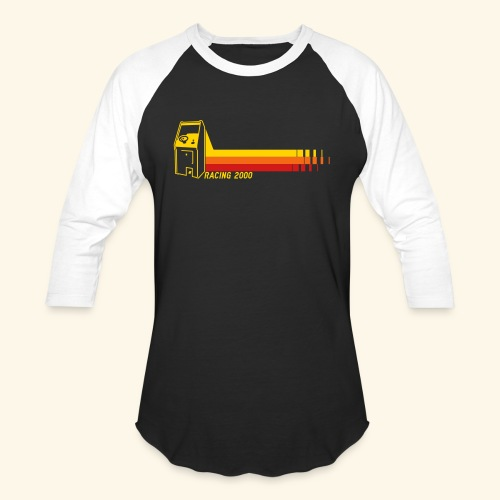 Racing2000 - Baseball T-Shirt