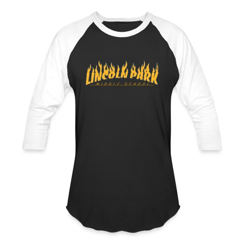 Traced New - Unisex Baseball T-Shirt