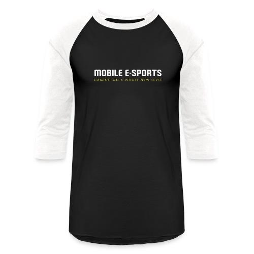 MOBILE E-SPORTS - Baseball T-Shirt