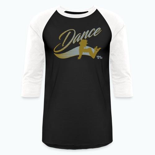 dance png - Unisex Baseball T-Shirt