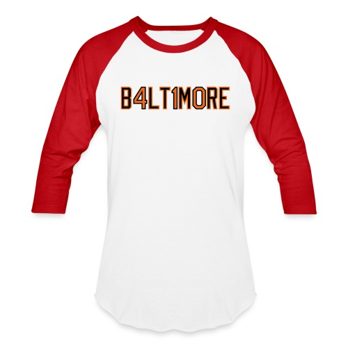 B4LT1M0RE - Baseball T-Shirt