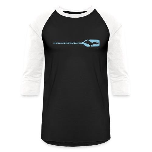 U.P. a Creek - Baseball T-Shirt