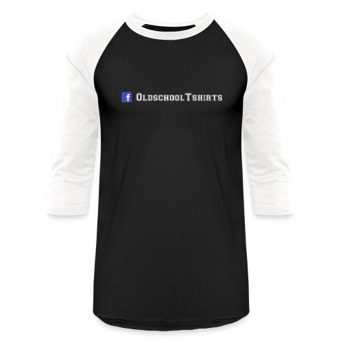 rear logo - Baseball T-Shirt