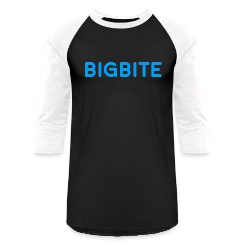 Toddler BIGBITE Logo Tee - Unisex Baseball T-Shirt