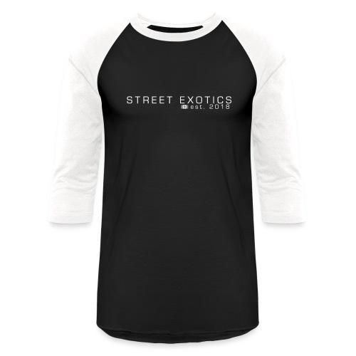 Street Exotics - Original - Unisex Baseball T-Shirt