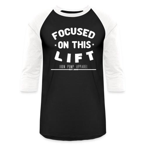 FOTL 1 png - Unisex Baseball T-Shirt