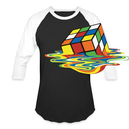 meltingcube - Baseball T-Shirt