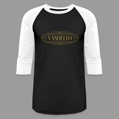 Vandello Gatsbyish - Baseball T-Shirt