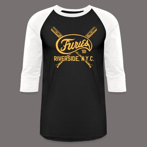 Baseball Furies - Unisex Baseball T-Shirt