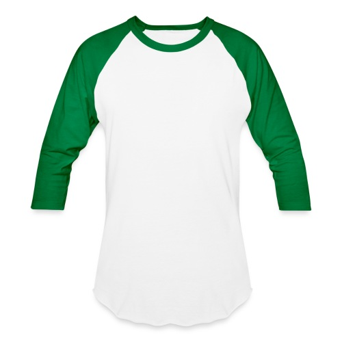 Long-sleeve t-shirt with small white OPA logo - Unisex Baseball T-Shirt