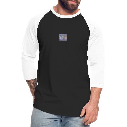CALAMITY APPEALS - Unisex Baseball T-Shirt
