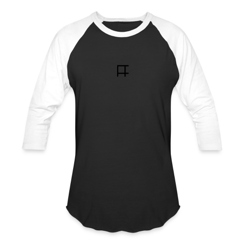HUGE Logo - Baseball T-Shirt