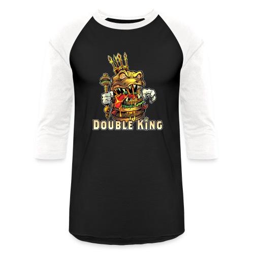 Double King [Variant] - Unisex Baseball T-Shirt