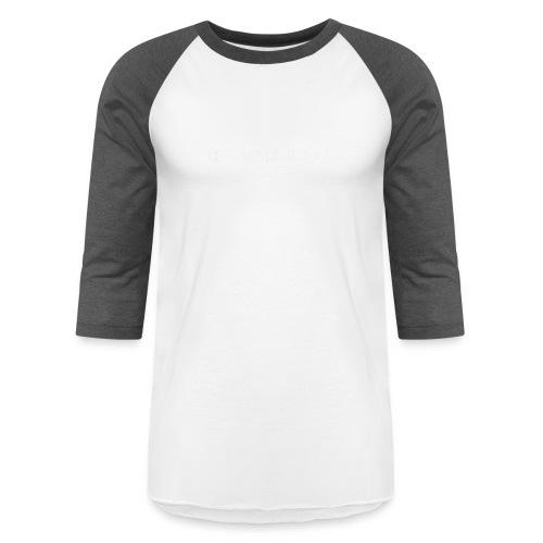 Life Behind Bars Logo - Unisex Baseball T-Shirt