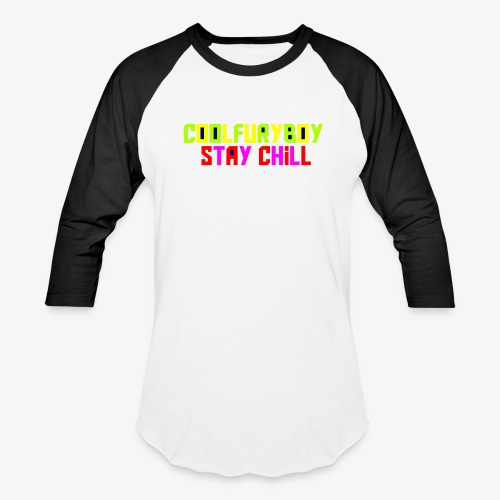 CoolFuryBoy - Baseball T-Shirt