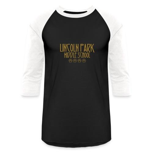 LPMS Pawz - Unisex Baseball T-Shirt