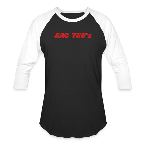 EAC TEE's - Baseball T-Shirt