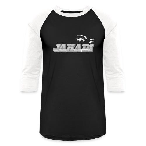 hadilogoWHITE - Baseball T-Shirt