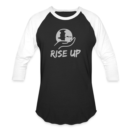 The RiseUp Movement - Baseball T-Shirt