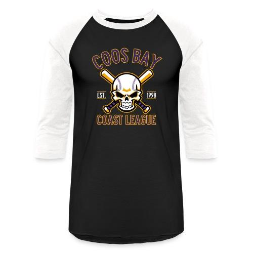 cbcl fullclr for darks - Baseball T-Shirt