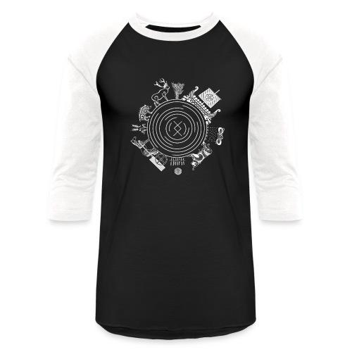 Freyr - God of the World - Baseball T-Shirt