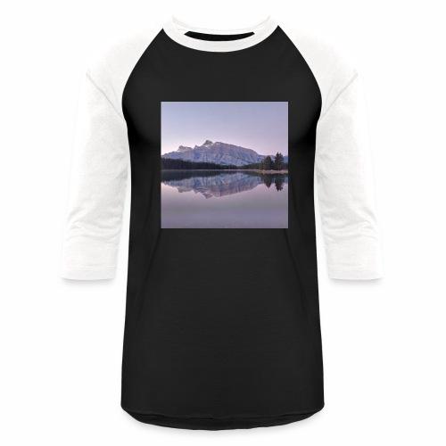 Rockies with sleeves - Unisex Baseball T-Shirt