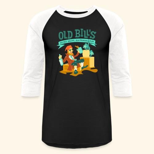 Old Bill's - Unisex Baseball T-Shirt