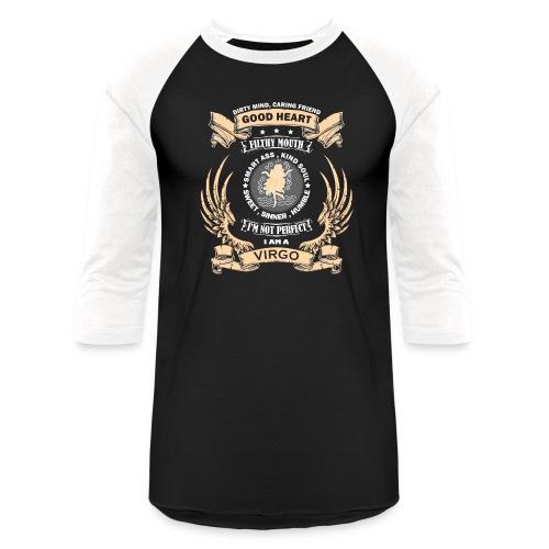 Zodiac Sign - Virgo - Baseball T-Shirt