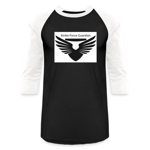 Strike force - Unisex Baseball T-Shirt