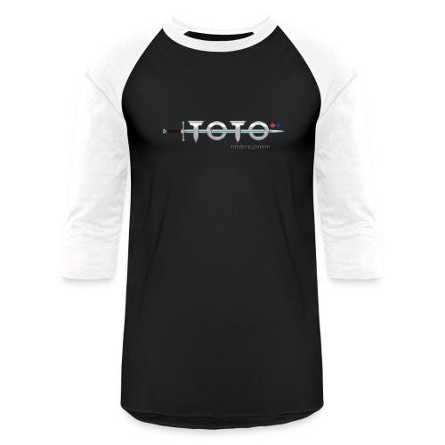 TOTO Tribute Canada (White Name) - Unisex Baseball T-Shirt