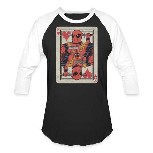 Dp Fanmade Shirt - Baseball T-Shirt