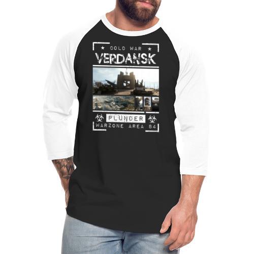 Verdansk Plunder - Unisex Baseball T-Shirt